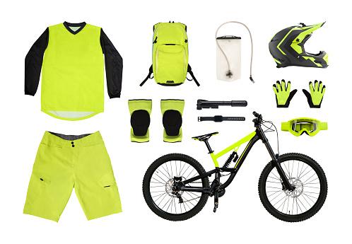 Quels sont les équipements nécessaires pour faire du vélo?
